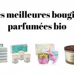 Les meilleures bougies parfumées et naturelles