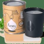 Fabriquer des bougies aromatiques granulées