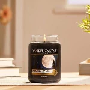 Yankee Candle « Nuit d'été »