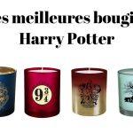 Les meilleures bougies Harry Potter